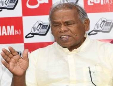 Will not invite NDA leaders to HAM functions: Manjhi