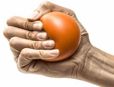 Weak handgrip may indicate poor health