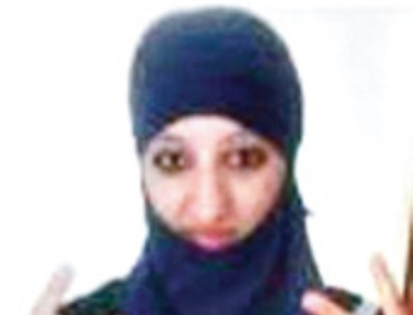 'The cowgirl' bomber- 'Help me, help me,' screamed Hasna in flat with Paris mastermind