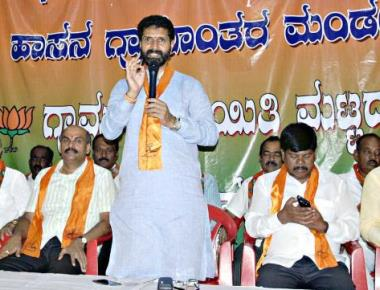 Declare ground water state property: C T Ravi