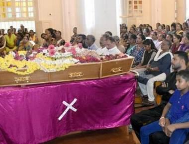 Hazel Mathias laid to rest in Shirva