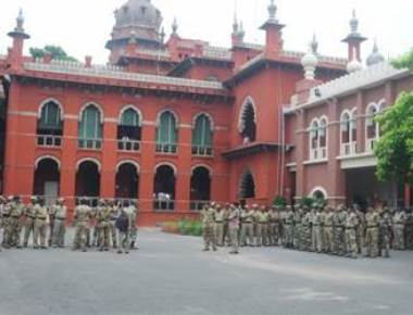 No floor test till further orders: Madras High Court