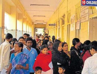 Govt's 'universal' health scheme does not cover OPD services