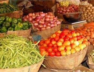 Inflation cools to 5.7% even as food prices heat up
