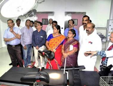 More govt. control needed over new district maternity hospital: Bhat