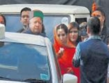 HP CM raided on daughter's wedding day