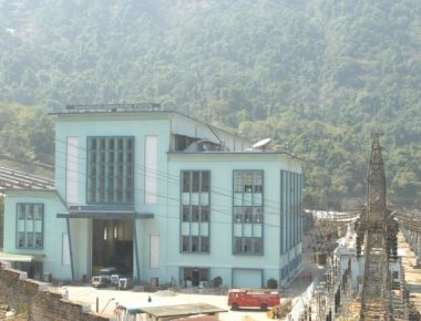 Sharavathy hydel station comes to state's rescue