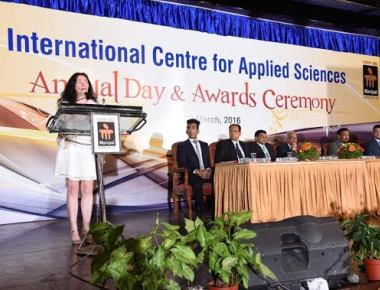 ICAS celebrates Annual Day