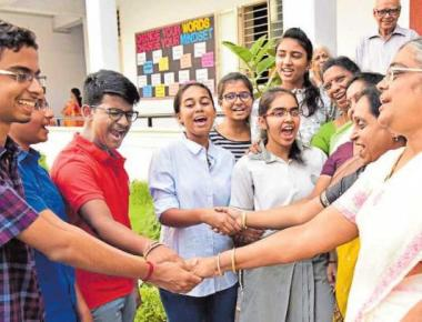 Science, first choice of ICSE toppers from city