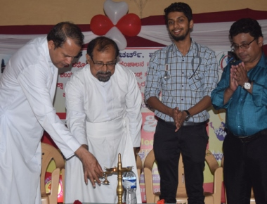 ICYM Madanthyar organizes blood donation camp