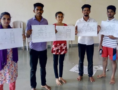 ICYM Bambil unit holds drawing competition