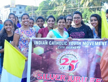 ICYM city deanery celebrates grand silver jubliee