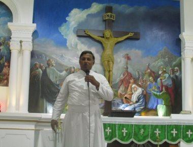 ICYM, Kuntalnagar holds 'Yuva Samagam 2016– One day with the Lord'