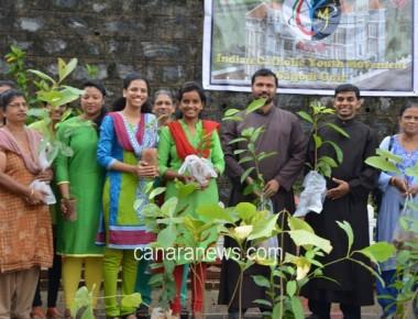 ICYM Bajjodi has organized ''vanamaothsava'' programme