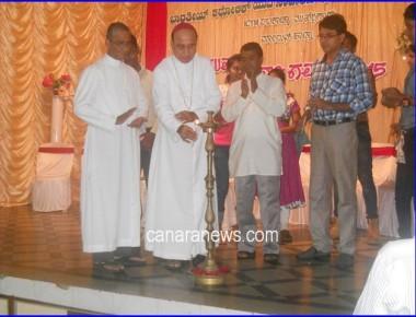 Yuva Samagama of Bharatiya Yuva Sanchalana Kundapur Deanery