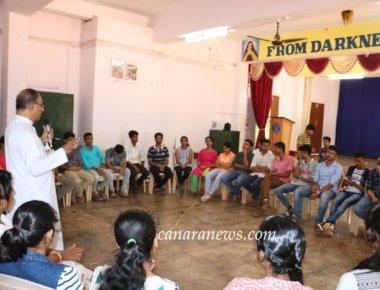ICYM Moodabidri Unit organizes