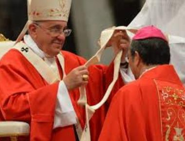 Apostolic Nuncio To Conduct Pallium Investiture Ceremony of Archbishop Machado