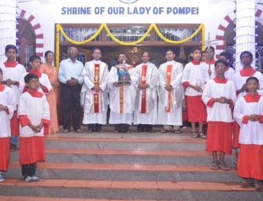 Immaculate Conception Church, Urwa feast to be held on Dec 10
