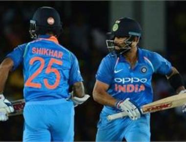 India crush Sri Lanka by 9 wickets in first ODI
