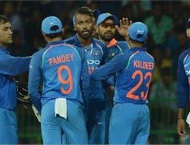 India beat Sri Lanka by 168 runs in fourth ODI