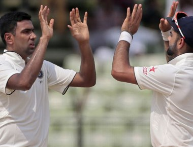 Bowlers impress as Indians dominate in drawn encounter