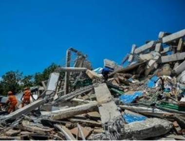 Indonesia earthquake, tsunami toll reaches 1,407
