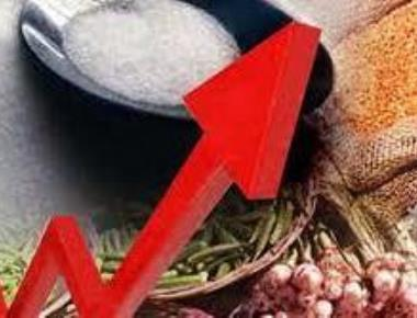 June retail inflation rises to 8-month high of 5.4%