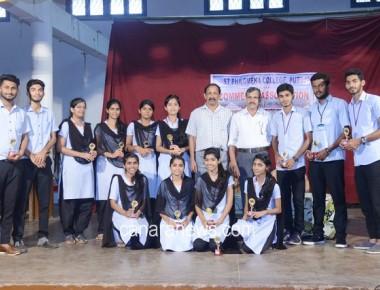 Commerce Fest 'Crossroads 2016' organized at St Philomena College Puttur