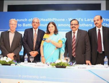 IAP HealthPhone Launched in India