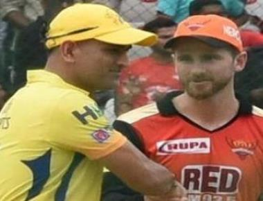 IPL: Chennai to field vs Hyderabad in final