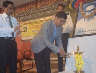 'ISAP' inaugurated at Srinivas Institute of Technology