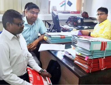Blind man who filed returns after a decade is I-T dept's poster boy