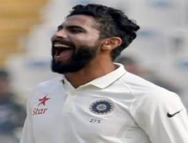 Jadeja suspended for third Test against Sri Lanka