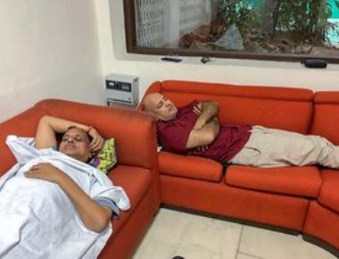 After Jain, now Sisodia sent to hospital