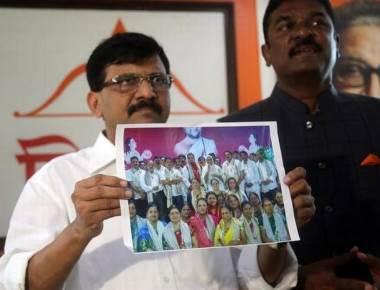 Sena attributes BJP's victory to 'muni and money' power