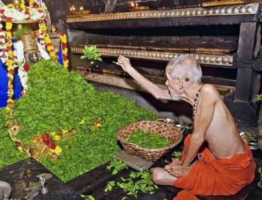Janmashtami celebrated in Udupi temple