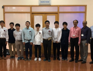 Japan team visits NMAMIT under study exchange programme