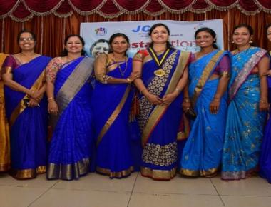 JC Shylaja A Rao installed as new president of JCI