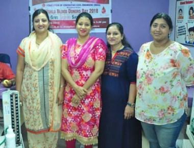 JCI organises mega blood donation camp