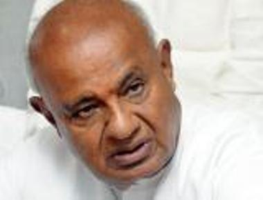 JD (S) may not support Cong in B'luru mayoral poll, hints Gowda