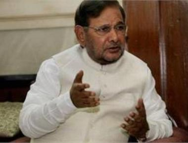 Sharad Yadav removed as leader of JD(U) in Rajya Sabha