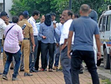 'Activist, NCP MLA on hit list of arms haul accused'