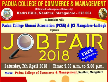 Job fair to be held at Paduva College