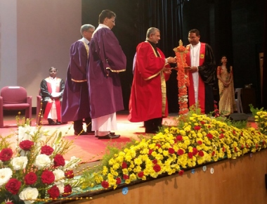 St John's Medical College - Graduation Day event held