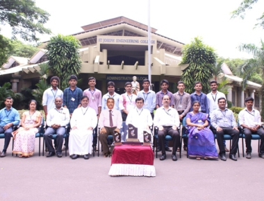 SJEC awarded 'Best Performing College in Karnataka' by KSCST