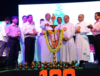 St Joseph Hr Pry School held centenary celebration