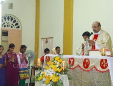 Kundapur Convent Celebrated St. Joseph's Feast
