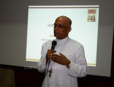 Archbishop Moras Releases 'Good Fathers To Great Dads'