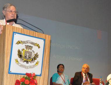 St Joseph's College hosts international conference on mental health
