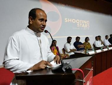 Journalism Dept of SAC holds 'Shooting Stars'